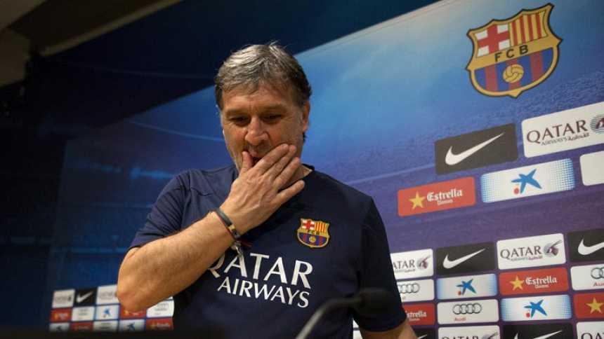 """Martino: """"No hemos decaído en nuestro nivel de juego"""""""