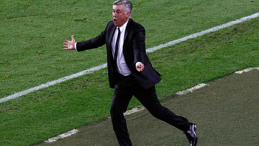 "Ancelotti: ""El penalti lo ha visto todo el mundo"""
