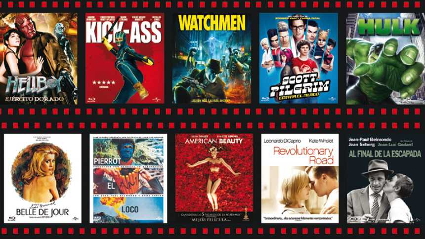 Colección de películas 'Días de cine'