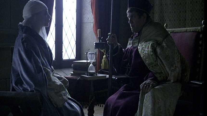 Isabel  - La reina se despide de Carrillo