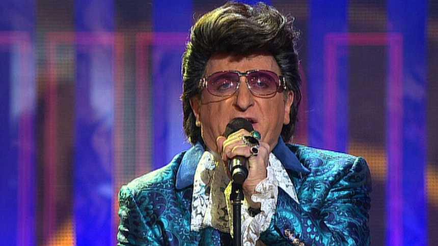 """Uno de Los Nuestros - Javier Gurruchaga canta """"Uno de Los Nuestros"""""""