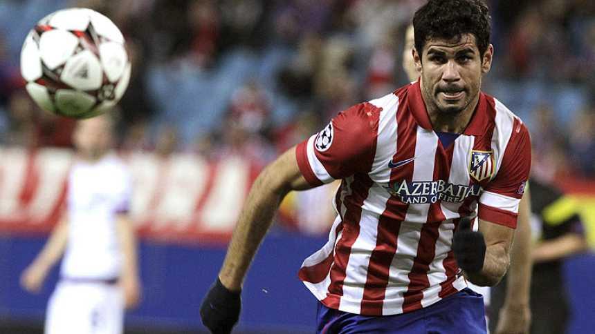 Costa y Messi golean en Europa