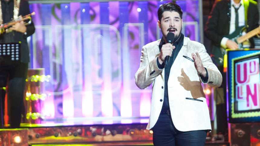 """Uno de Los Nuestros - David Moreno canta """"Francisco Alegre"""""""