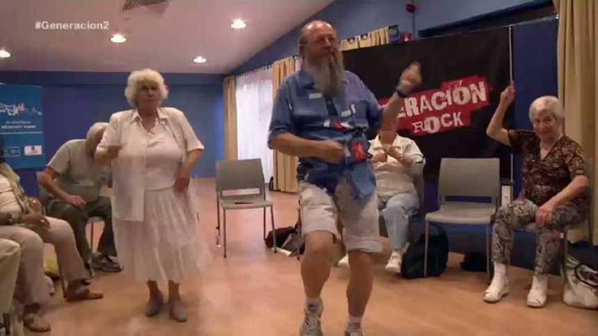 Generación Rock - Programa 2 : Rosendo - Bailes Modernos