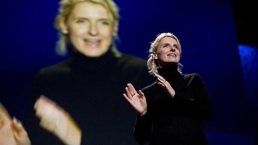 Elizabeth Gilbert sobre darle alas a la creatividad