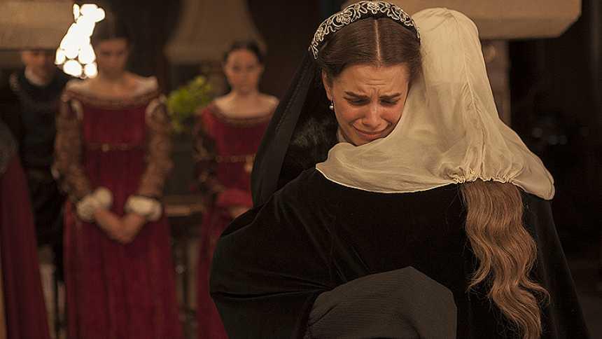Isabel - Muere el príncipe Alfonso