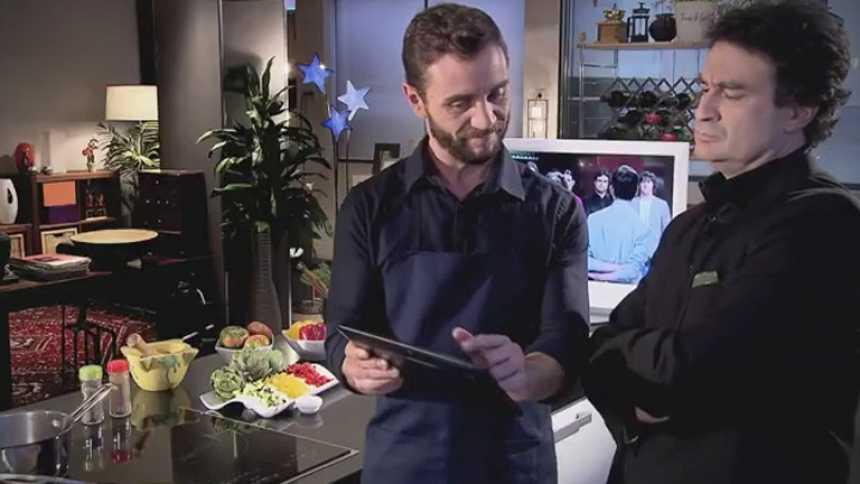 Más TVE - Promo con Pepe, de 'Masterchef'