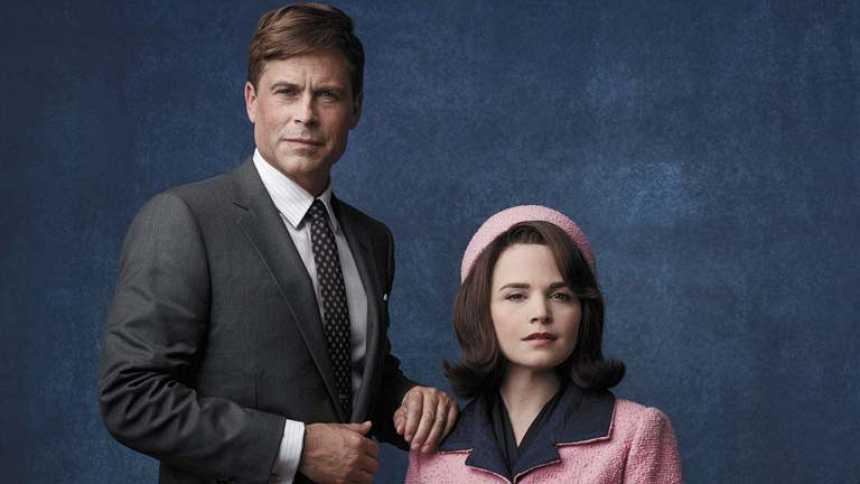La figura de John Fitzgerald Kennedy inspira un buen número de películas y series de televisión