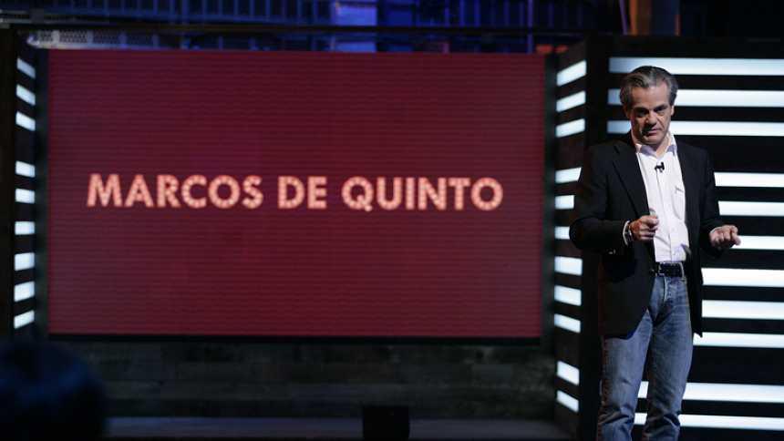"""Masterclass: """"La era de la transparencia"""", por Marcos de Quinto"""