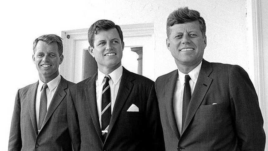 La maldición de la familia Kennedy