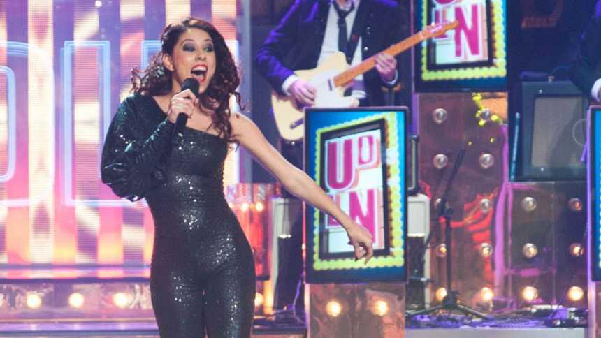 """Uno de Los Nuestros - Sandra Polop canta """"Rumore"""""""