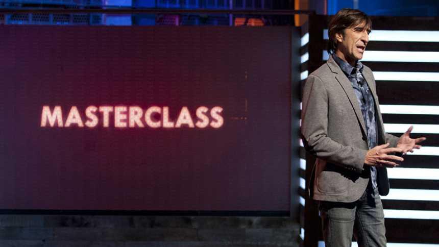 """Masterclass: """"Filosofía uno, cuatro, cero"""", por Benjamín Prado"""
