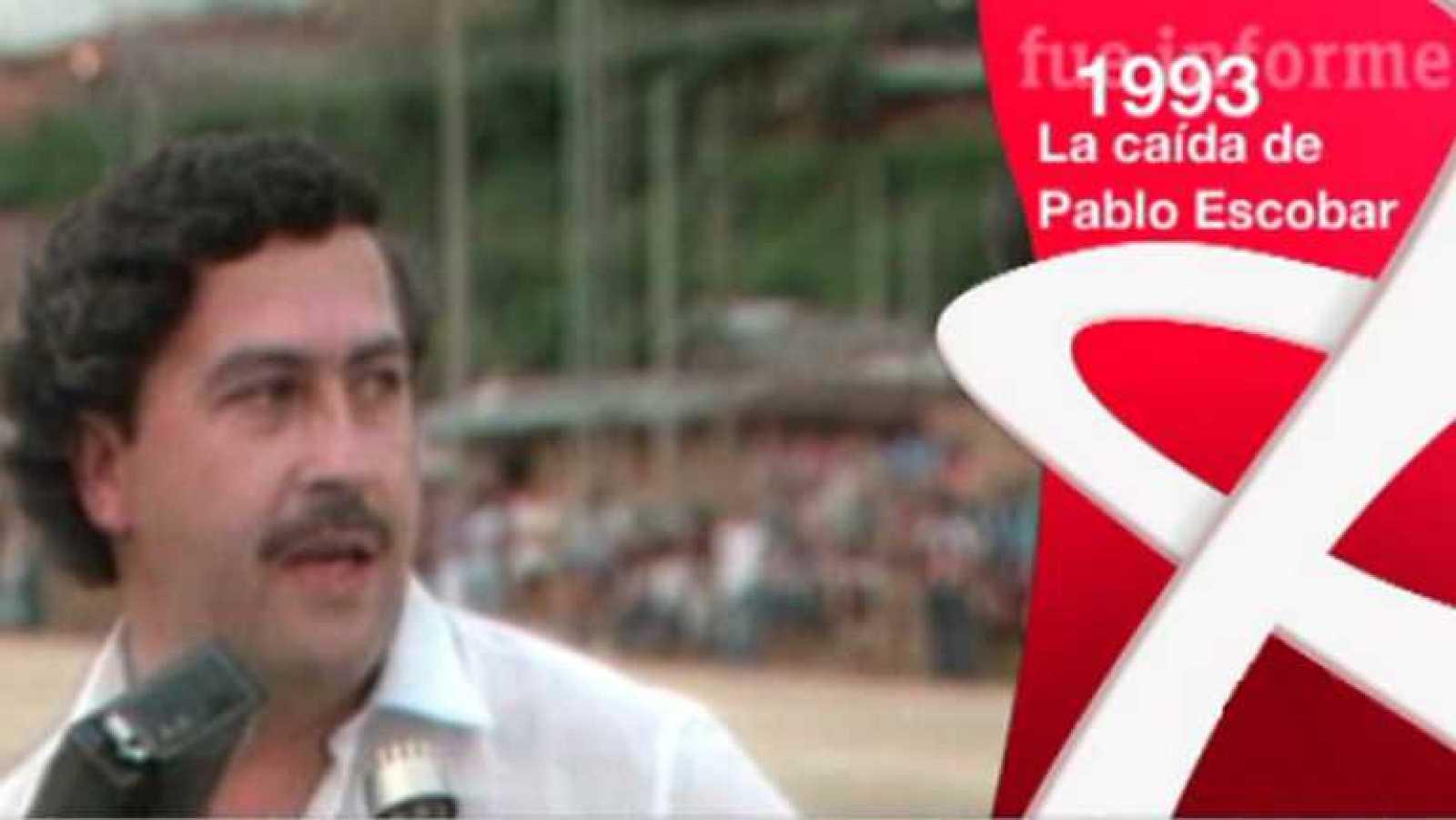 Fue Informe - La caída de Pablo Escobar (1993)