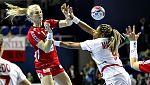 Las 'guerreras' caen en su debut (22-20) ante Noruega