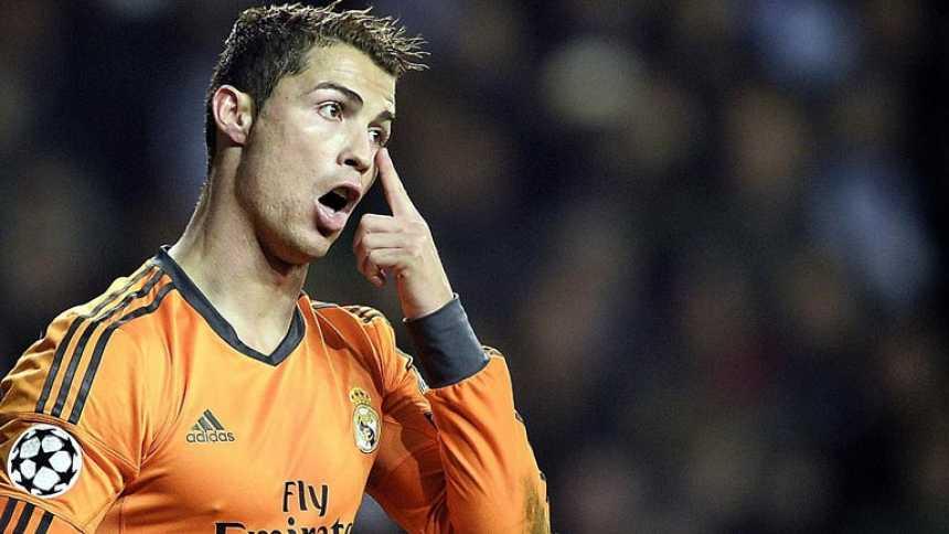Ronaldo centra todas las miradas en Copenhague