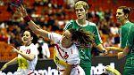 España cae ante Hungría en octavos de final (28-21)