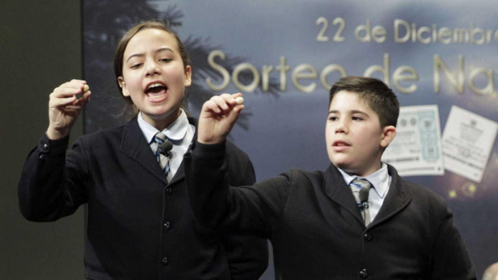 Muy repartidos los cuartos premios, premiados con 20.000 euros al décimo