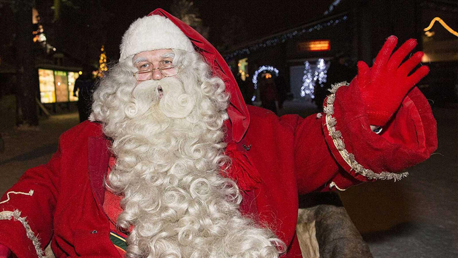 051dcf53aa4fe Para todos los públicos Papá Noel inicia su largo viaje desde Finlandia  reproducir video