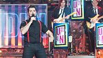 """Uno de Los Nuestros - David Moreno canta """"El vals del obrero"""""""
