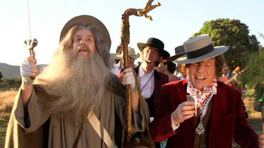 Especial Nochevieja con Los Morancos - ¡Frodo se quiere ir de fiesta!