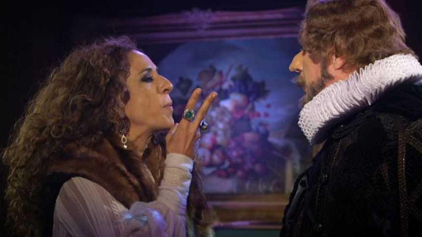 Especial Nochevieja con Los Morancos - Rosario Flores y su lucha por Cervantes