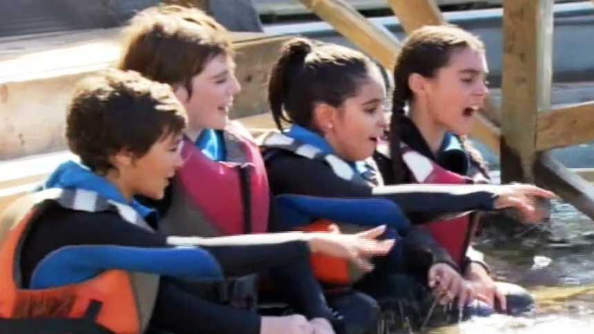 MasterChef Junior - Un día de diversión en el mundo animal