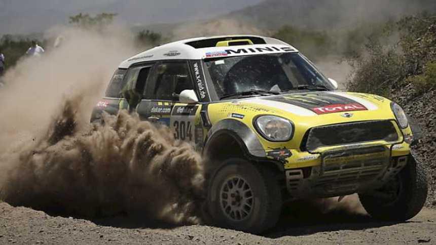 Rally Dakar 2014 - Etapa 3 (San Rafael - San Juan) - 07/01/14