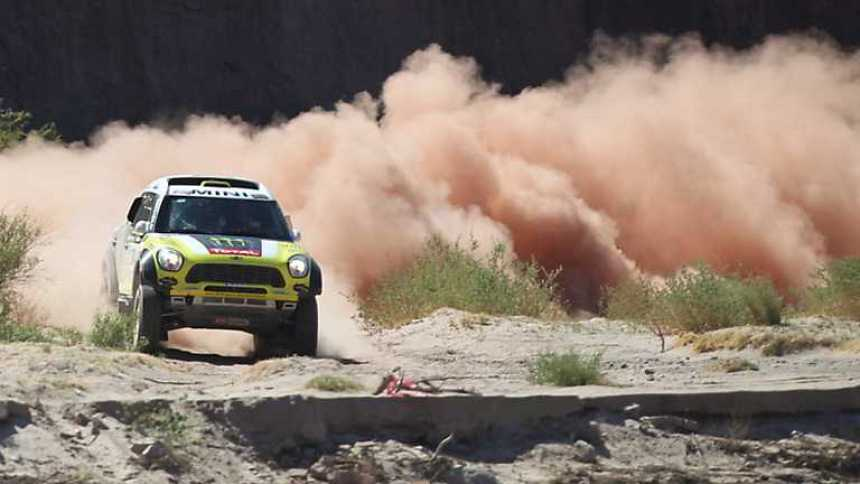 Rally Dakar 2014 - Etapa 6 (Tucumán - Salta) - 10/01/14