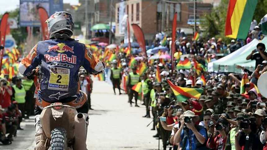 Rally Dakar 2014 - Etapa 7 (Salta - Uyuni) - 12/01/14
