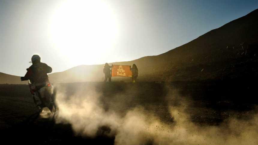 Dakar 2014 - Los pilotos y las alturas