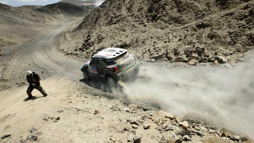 Dakar 2014 - Desde dentro (2)