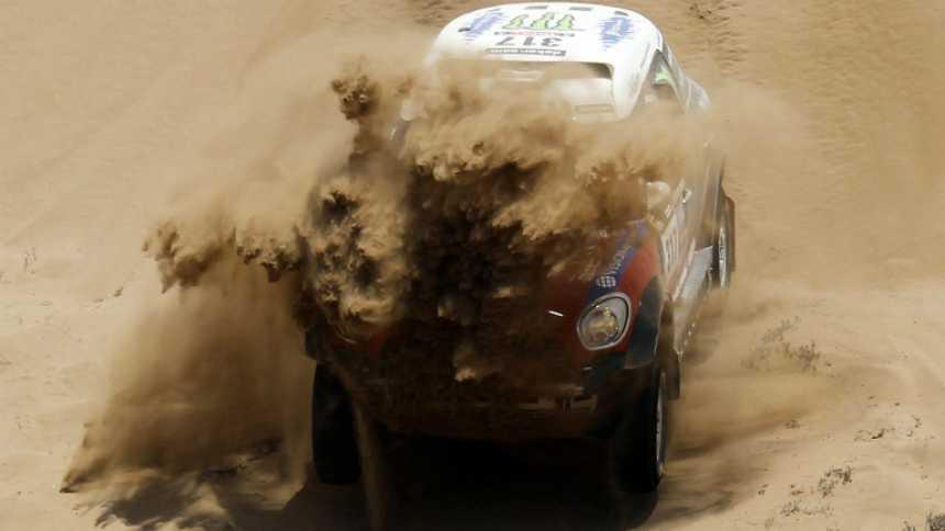 Dakar 2014 - Dunas Copiapó