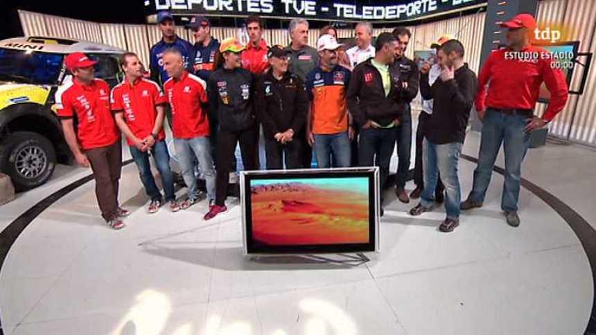 Rally Dakar 2014 - 22/01/14
