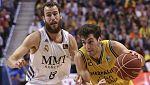 Baloncesto - Copa del Rey 2014: Real Madrid - Herbalife Gran Canaria