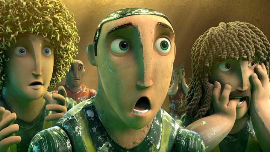 """La hispanoargentina """"Futbolín"""", Goya a la mejor película de animación"""
