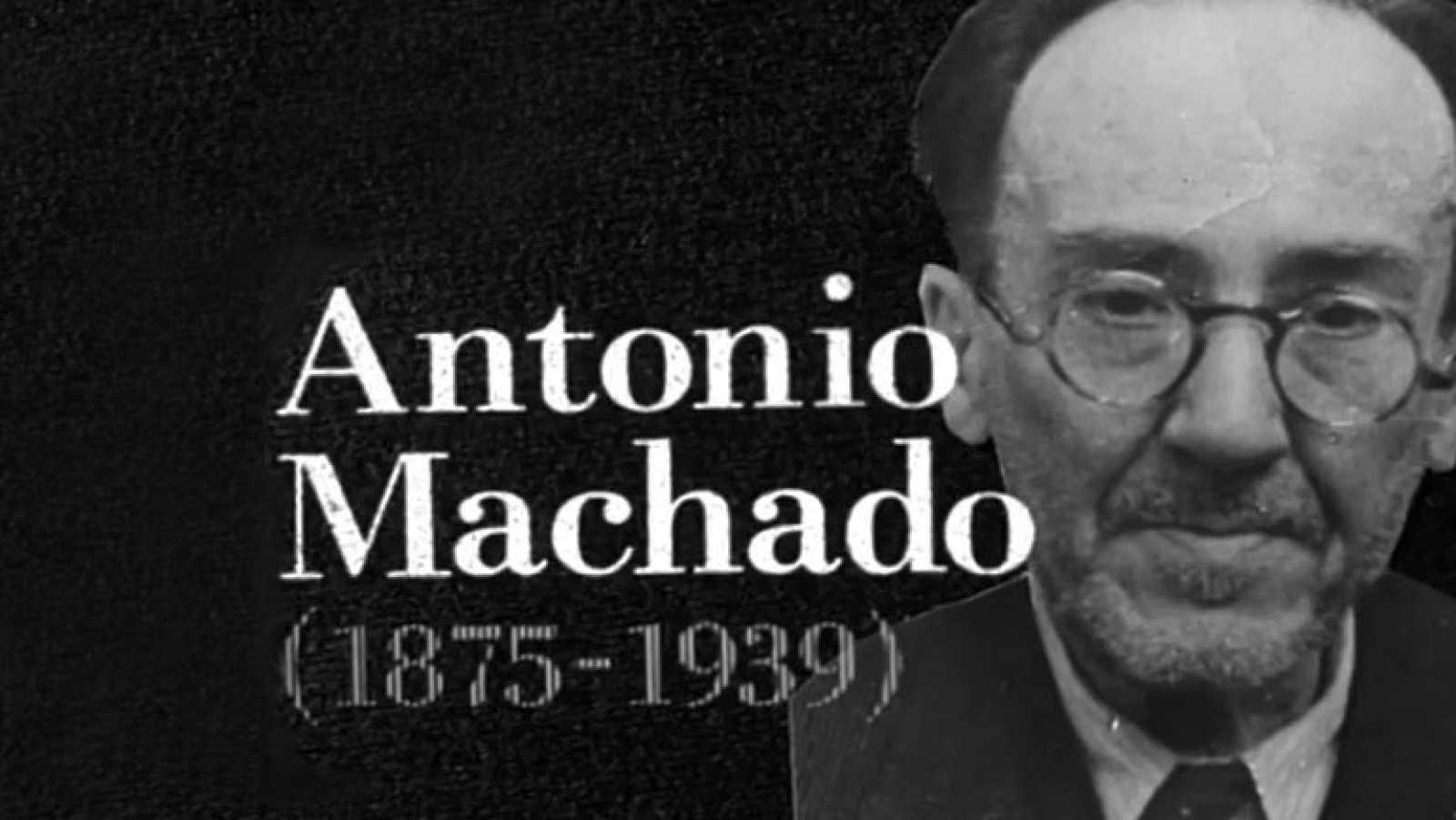 Resultado de imagen de ANTONIO MACHADO