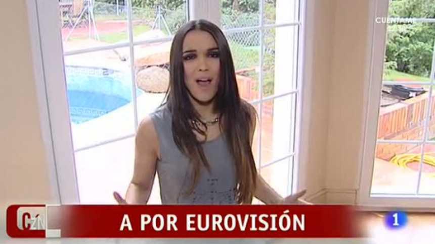 Corazón - Entrevista a La Dama, aspirante a Eurovisión 2014