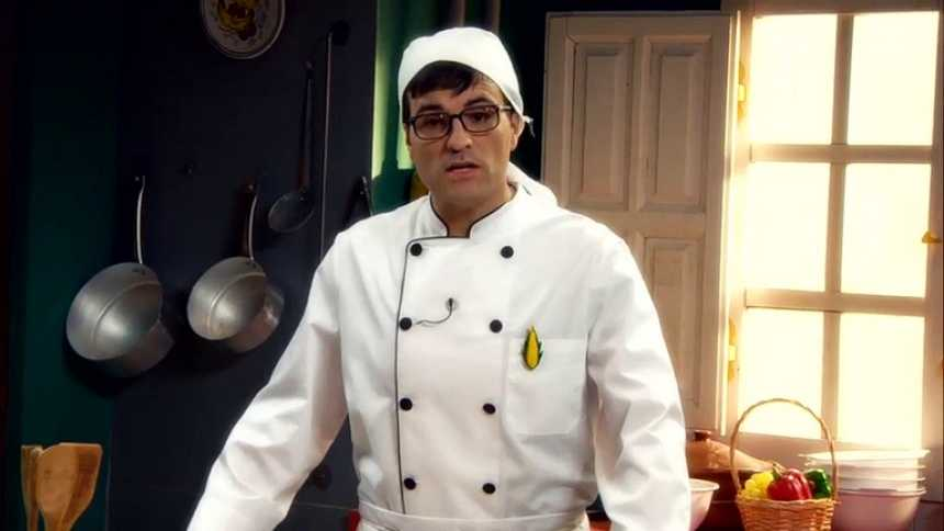 Un vegano en Somostre's Chef