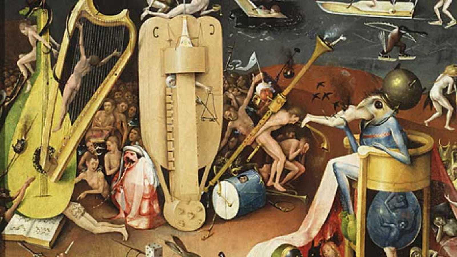 39 el jard n de las delicias 39 esconde una partitura musical for El jardin de las delicias significado