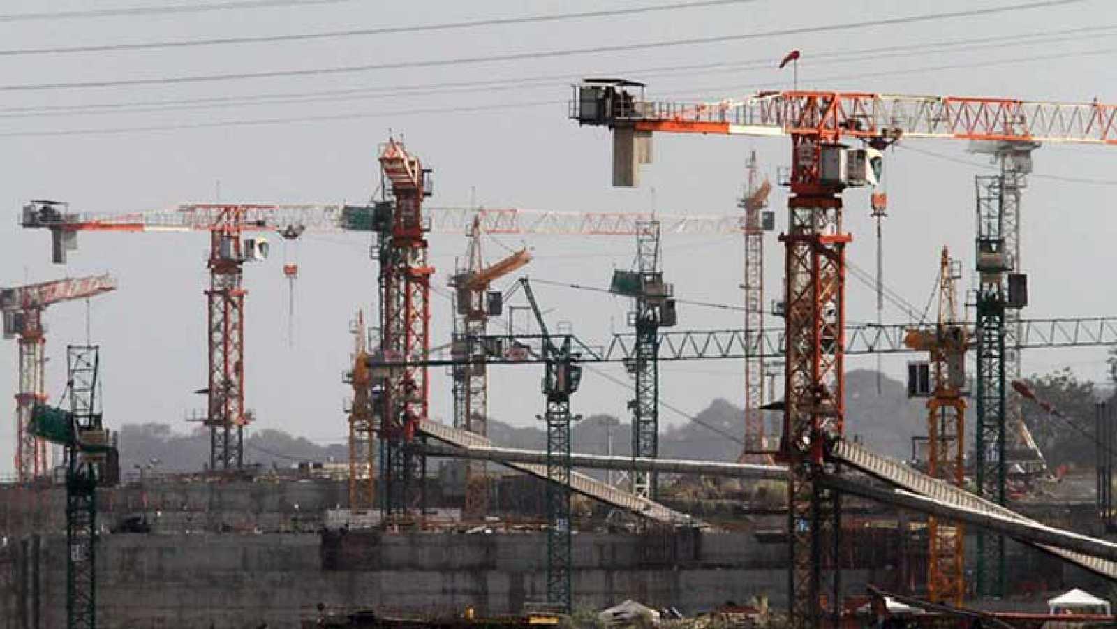 Las obras del Canal de Panamá se reanudan este jueves tras lograr un ...
