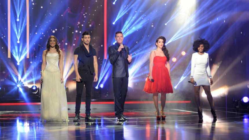 Mira quién va a Eurovisión 2014 - Los cinco candidatos nos presentan las canciones con las que sueñan llegar a Eurovisión