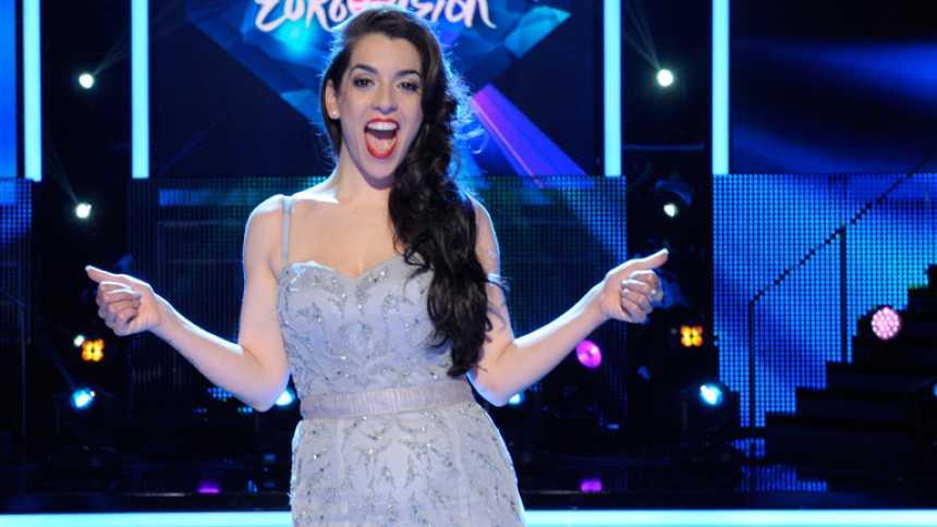 """¡Mira quién va a Eurovisión! - Ruth, deseosa de superar su miedo a los """"tiburones"""""""