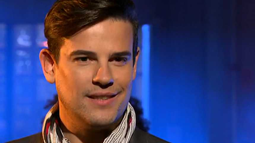 ¡Mira quién va a Eurovisión! - Raúl, preso del vértigo
