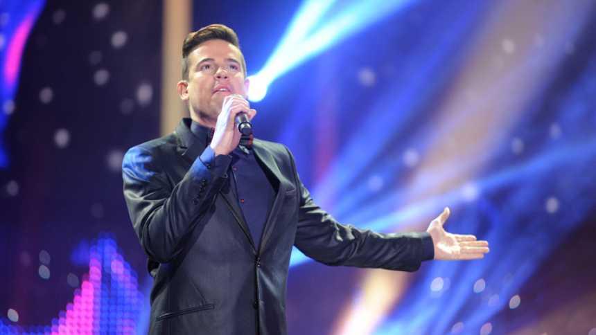 """Mira quién va a Eurovisión 2014 - Raúl canta """"Seguir sin ti"""""""