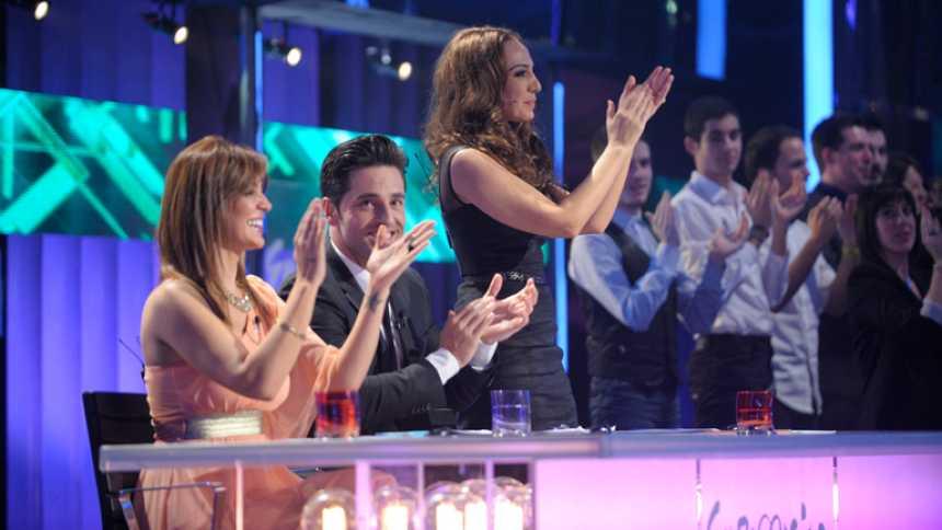 ¡Mira quién va a Eurovisión! - La votación del jurado
