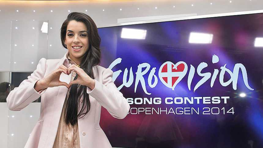Eurovisión - Vídeoencuentro con Ruth Lorenzo