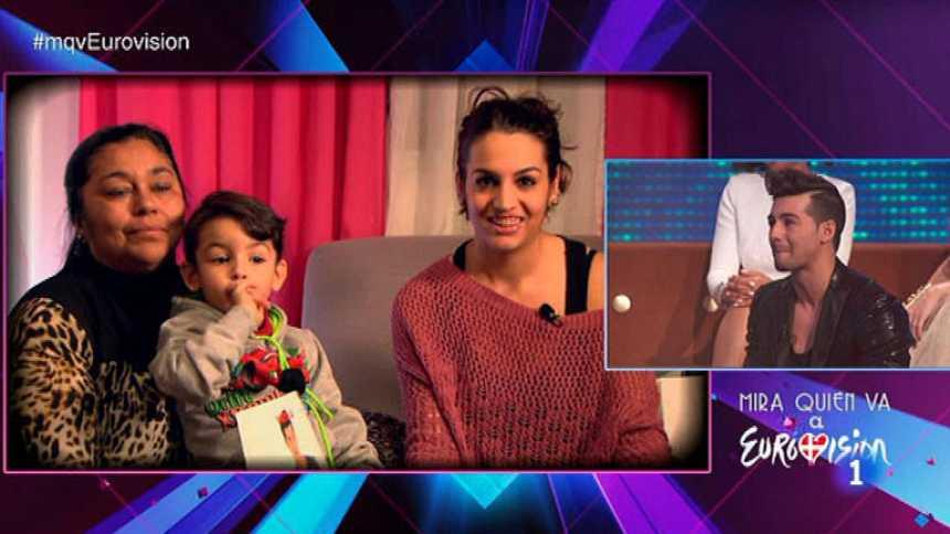 Eurovisión 2014 - Una sorpresa para Jorge