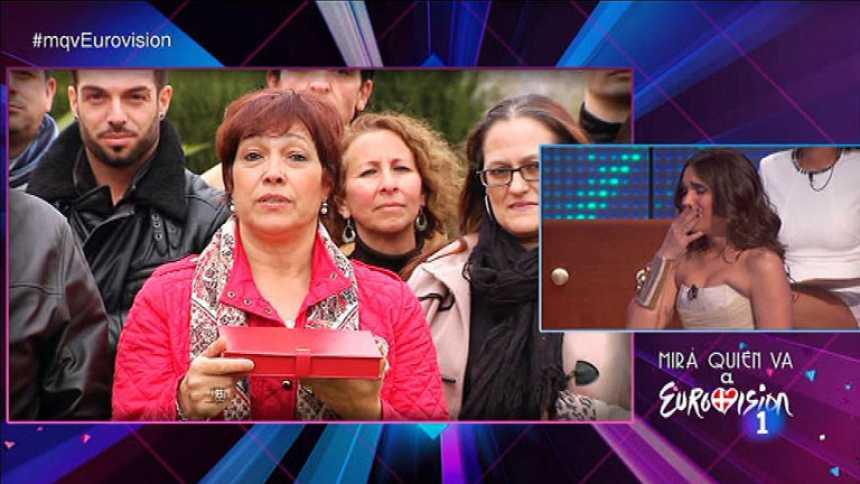 Eurovisión 2014 - Una sorpresa para La Dama