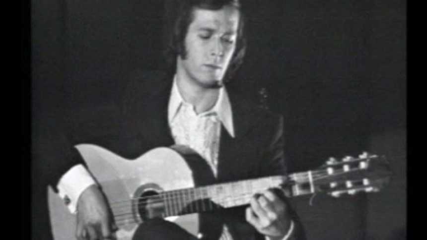 Flamenco - Paco de Lucía desde la Casa de Almería de Barcelona (1974)