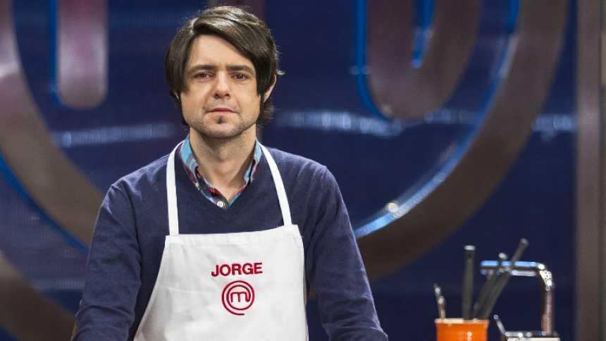 MasterChef - Jorge. 36 años, doctor en Biología molecular (Segovia)